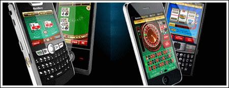 """""""Casino spellen kun je tegenwoordig ook spelen op je mobiele telefoon"""""""